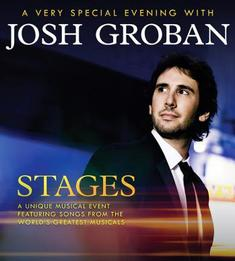 An Evening with Josh Groban by Elizabeth Galen, Ph.D.