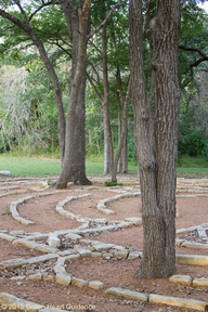 Letting Go Labyrinth Meditation by Elizabeth Galen, Ph.D.